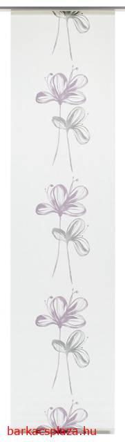 Lapfüggöny 126 Flower 60 x 245 cm
