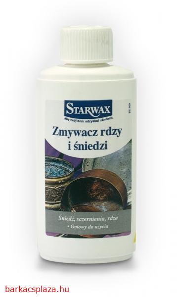Starwax rozsdaoldó tisztítószer 250 ml