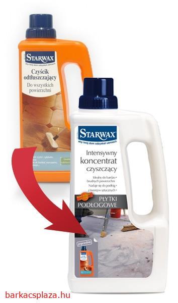 Starwax extra erős zsíroldó és tisztítószer 1000 ml