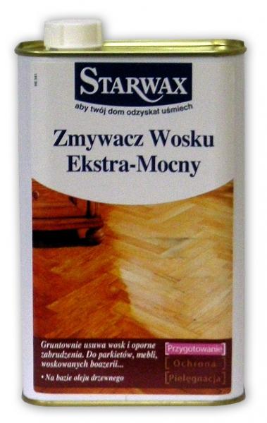 Starwax extra erős viasz eltávolító 1 Liter