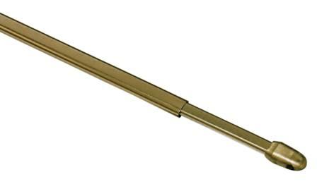 Vitrázsrúd lapos 60-90 cm kihúzható 2db/csomag több színben