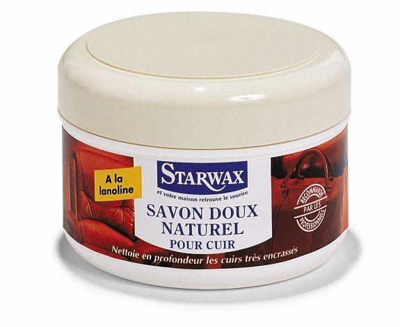Starwax bőrtisztító szappan 150 ml