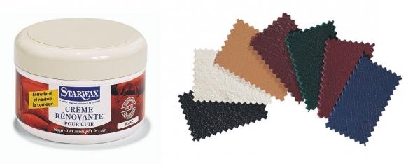 Starwax bőrápoló krém több színben 150 ml