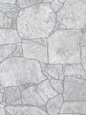 Hasított kő fehér kőmintás táblás falburkoló panel 2,98 m2 P167