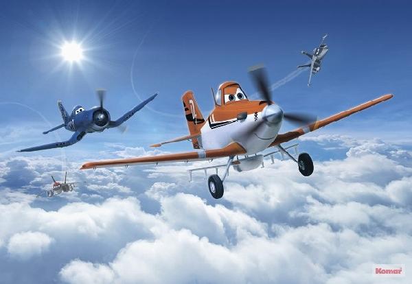 Fotótapéta 8-465 Planes Above the Clouds