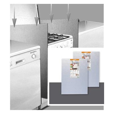 Szigetelőlemez kétoldali alumínium felülettel 0,48 m2