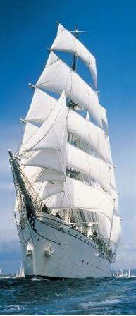 Fotótapéta Sailing Boat 2-1017
