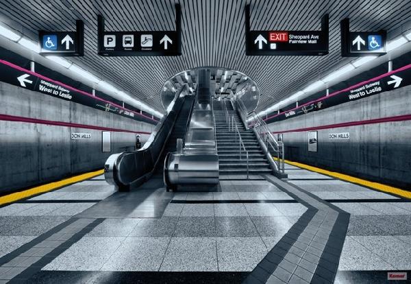 Fotótapéta Subway 8-996