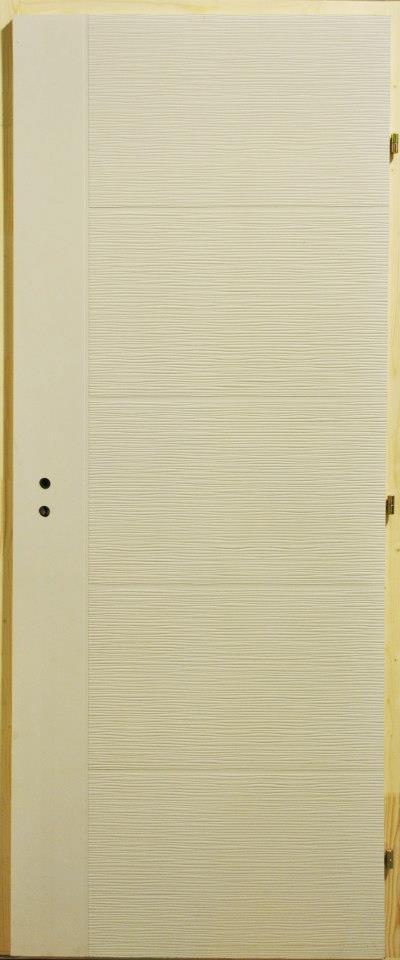Ajtóborítás Olympos fehér 92,5 x 215 cm