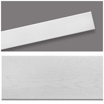 Burkolópanel AP 305 2 m2/csomag fehér fa