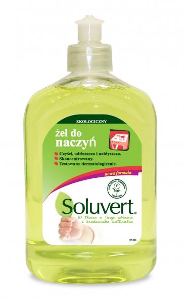 Soluvert mosogató koncentrátum 500 ml