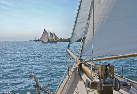 Fotótapéta Sailing 8-526
