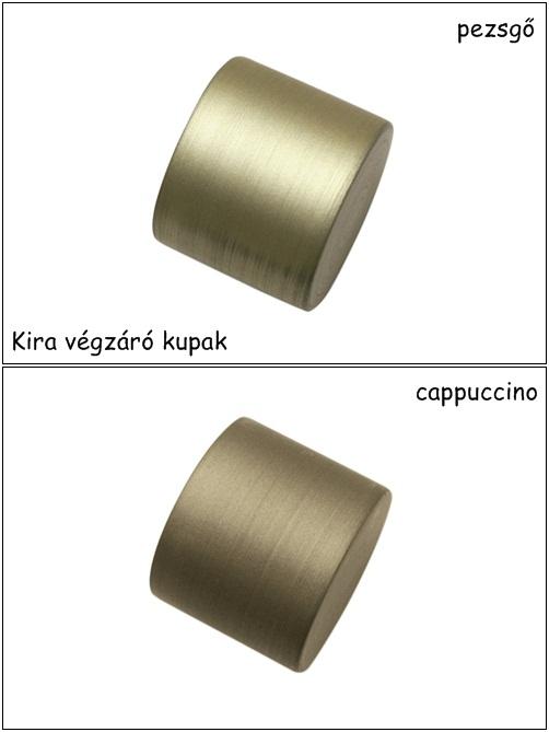 Végzáró kupak két féle színben 2 db/csomag Kira