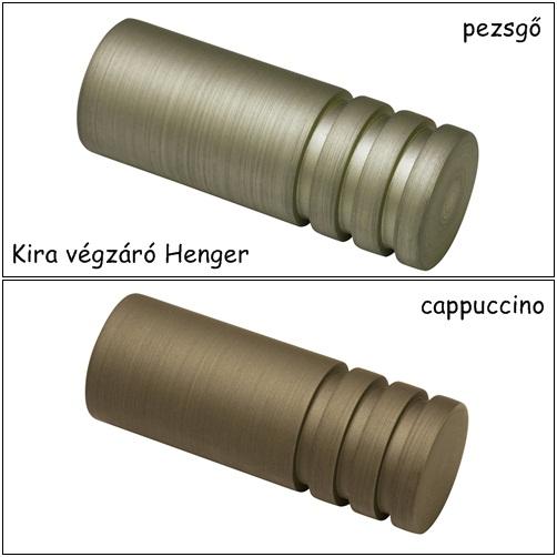 Végzáró Henger két féle színben 2 db/csomag