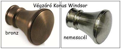 Végzáró Konus 2 db/csomag Windsor