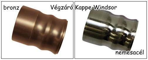 Végzáró Kappe 2 db/csomag Windsor