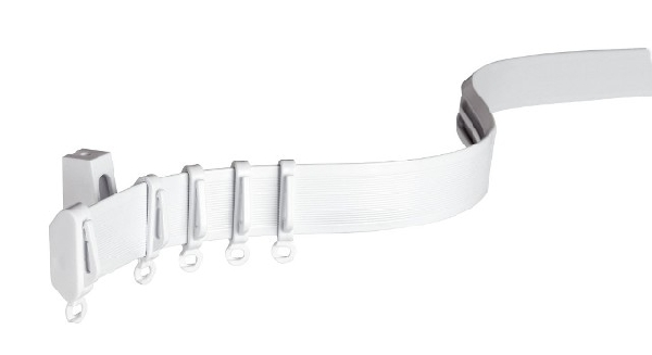 FlexLine műanyag függönysín 350 cm