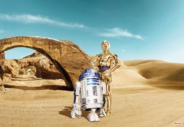 Fotótapéta 8-484 Star Wars Lost Droids