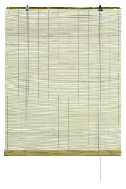Bambusz roló 60 x 160 cm natúr vagy teak