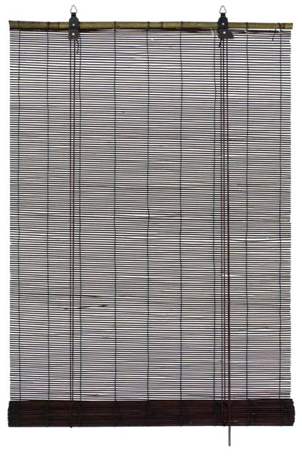 Bambusz roló 100 x 160 cm natúr vagy teak