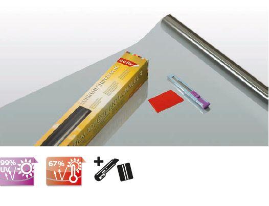 Hővédő üvegfólia szett 339-2000 öntapadós 92 x 200 cm - D-C-Fix