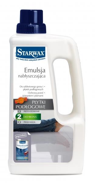 Starwax fényesítő emulzió 1000 ml