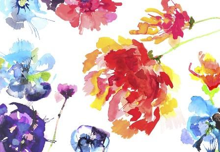 Virágos design fotótapéták