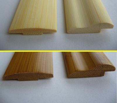 Bambusz szegőléc és lambéria
